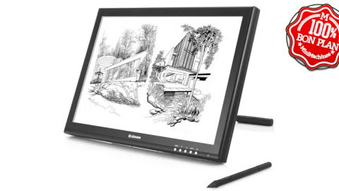 Alfawise AP-1910 : Tablette graphique LCD 19