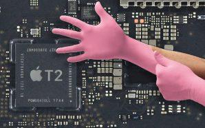 Apple T2 : La puce permet de limiter la réparation…