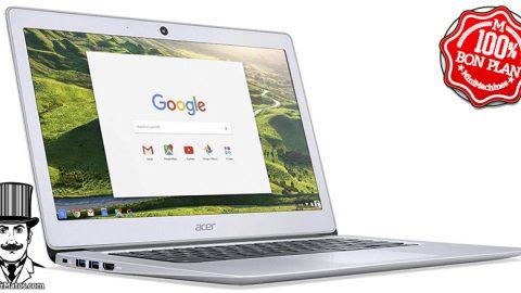 """Acer Chromebook CB3 13.9"""" Celeron N3160 4Go 32Go"""