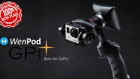 Stabilisateur GoPro Wenpod GP1