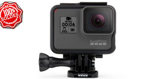 SOLDES : Camera GoPro Hero 6 Black