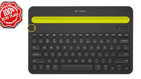 Clavier Bluetooth Logitech K480