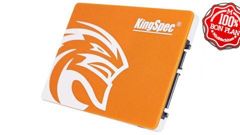 "SSD 2.5"" 128 Go Kingspec P3 SATA 3.0"