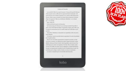 Liseuse numérique Kobo Clara HD