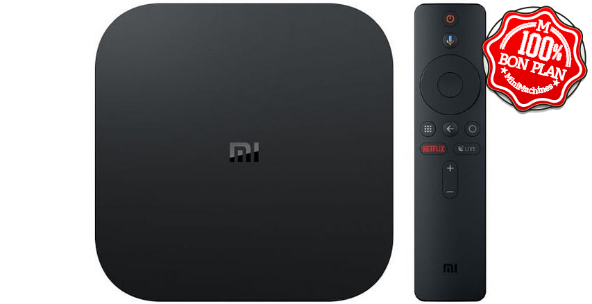 TVBox Xiaomi Mi Box 3 2Go/8Go Internationale