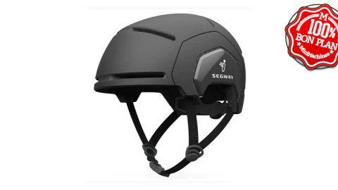 Casque Ninebot City Light Adultes