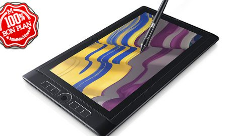 WACOM : Promotions sur le catalogue