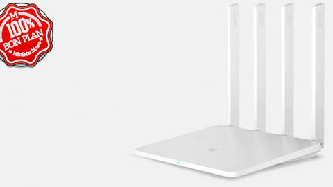 Xiaomi Router 3G Wifi5 (802.11AC)