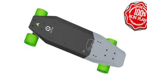 Skateboard électrique Xiaomi-Acton