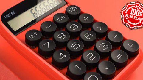 Calculatrice Xiaomi Lofree design