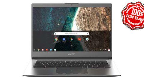 """Chromebook Acer 14 CB514 14"""" Tactile Celeron N4200 4Go/32Go"""