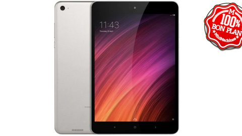 Tablette Xiaomi Mi Pad 3 - 4Go/64Go Wifi Or