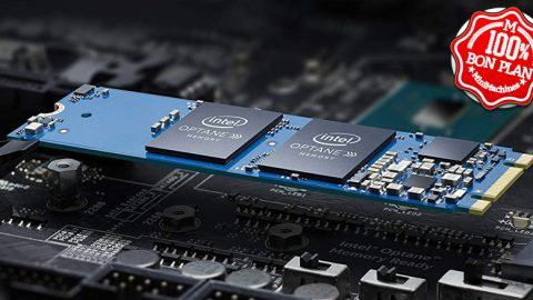 Intel Optane 32 Go