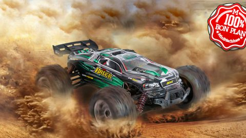 Voiture RC XINLEHONG TOYS 9136 4x4 36 Km/h
