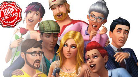 Jeu Les Sims 4