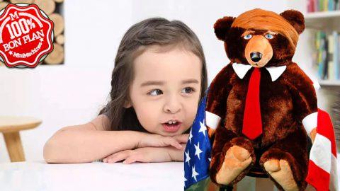 Peluche Trump Bear :D