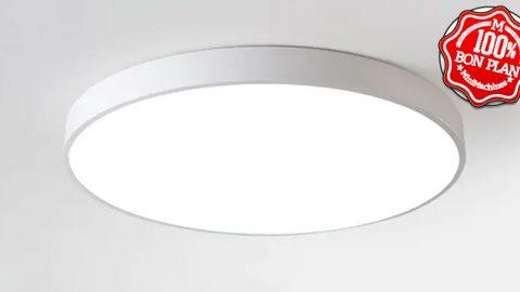 Plafonnier Utorch 18 watts 30 cm