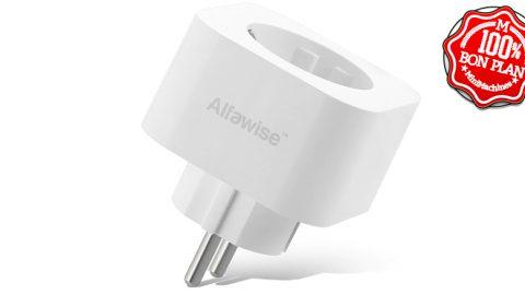Prise électrique Wifi Alfawise EU