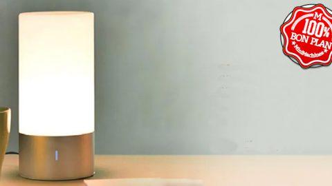 Lampe de chevet RGB + enceinte Bluetooth Alfawise WL32
