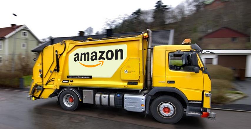 acheter pas cher qualité prix incroyable Amazon, le grand méchant gaspilleur ? - MiniMachines.net