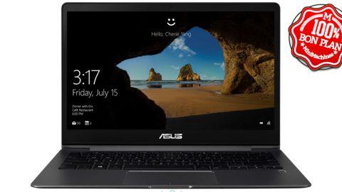 """Asus ZenBook UX331FA - 13,3"""" - i5-8265U - 8Go - 256Go"""