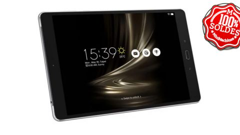 Tablette ASUS Zenpad 3S 10 - 9,7''- 2048 x 1536 - 4/32 Go
