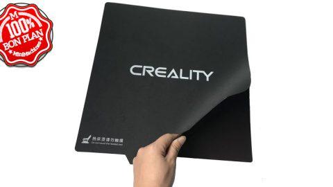 Surface magnétique amovible pour Creality CR-10 et CR-10S