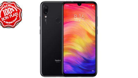 Smartphone Xiaomi Redmi Note 7 3/32 Go Noir