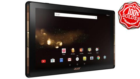 Tablette Acer Iconia Tab 10 - 2/64Go