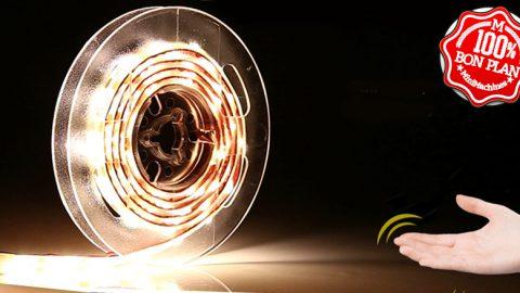 2 bandes LED Utorch S01 avec pilotage via gestes