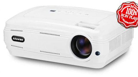 Videoprojecteur Alfawise X - 3200 lumens - Stock Europe