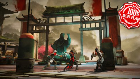 Jeu PC Assassin's Creed Chronicles China (UBIStore)