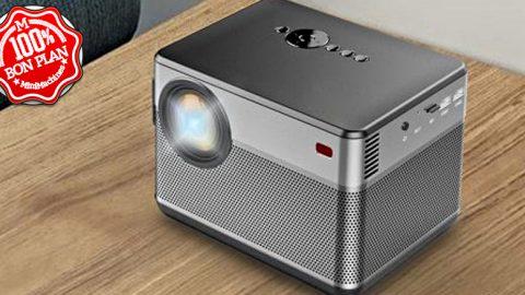 Vidéoprojecteur Alfawise A10 720P