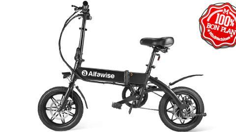 Vélo électrique pliant Alfawise X1