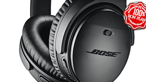 Casque sans fil à réduction de bruit Bose QuietComfort 35 II
