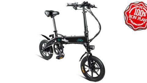 Vélo électrique pliant Fiido D1 (Stock France)