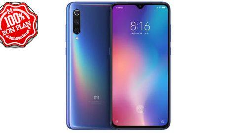 Smartphone Xiaomi Mi 9 6/128 Go Bleu