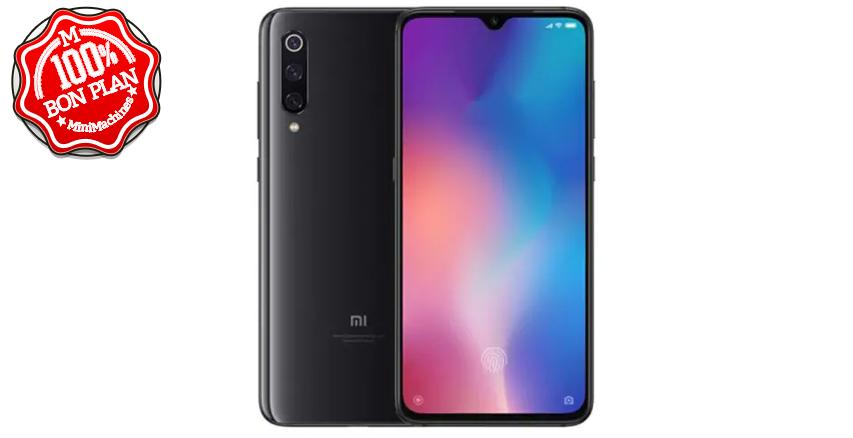 Smartphone Xiaomi Mi 9 6/64Go Noir