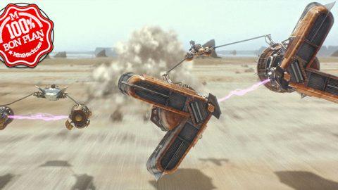 Star Wars Pod Racer Fan Game