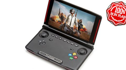 Console Android PowKiddy X18