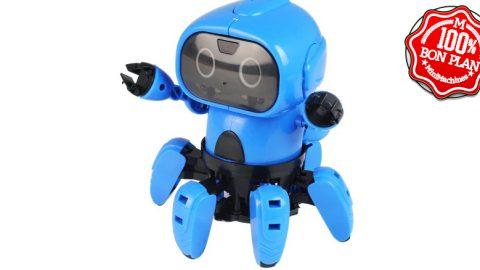 Petit robot à 6 pattes a assembler
