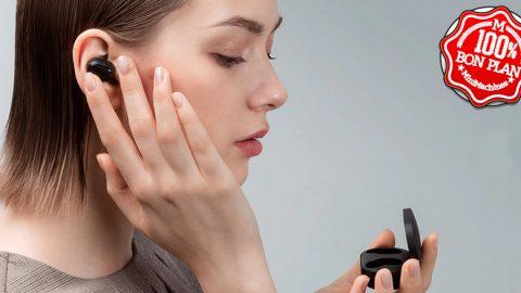 Ecouteurs Xiaomi Redmi AirDots noir