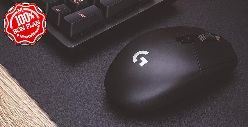 Souris Logitech G305 12000 DPI Noire