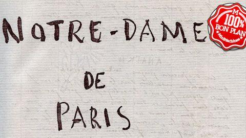 Roman : Notre-Dame de Paris de Victor Hugo Gratuit