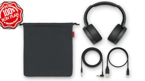 Casque Bluetooth Sony MDR-XB950N1 à réduction de bruit