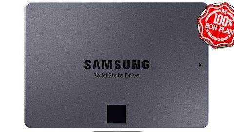"SSD 2.5"" SATA Samsung 860 QVO 2 To"