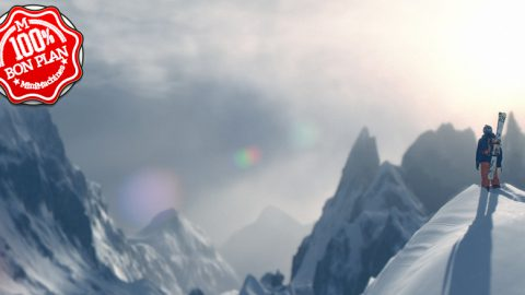 Jeu PC Steep (ski et sports de glisse) offert