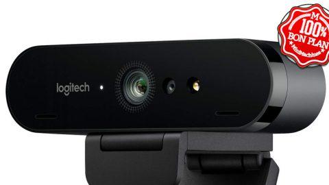Webcam Logitech Brio UltraHD