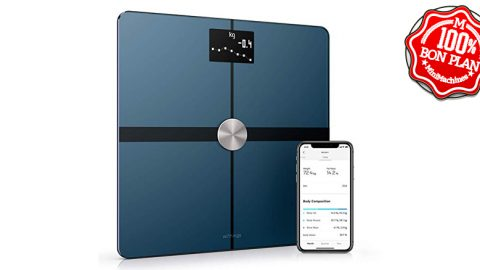 Balance connectée Withings / Nokia Body+ Wifi