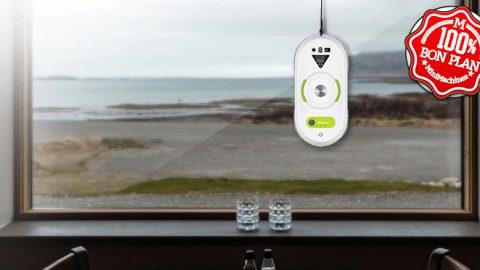 Robot nettoyeur de vitres Alfawise S70